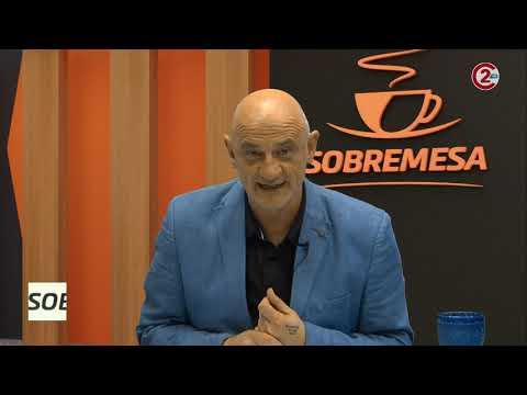 Sobremesa 05-12-19| Dr. Vicente Casas - Abogado