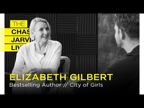 Elizabeth Gilbert: The Art Of Being Yourself