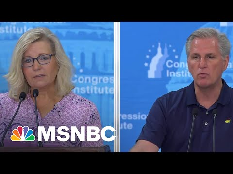 Trump's 'Shadow' Looms Over Republican Party   MTP Daily   MSNBC