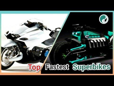 Top fastest superbikes --(ELVILITE)
