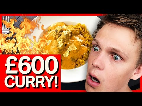 Thumbnail: £1 CURRY VS £600 CURRY