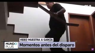 Imágenes muestra momento del intento de detención de Alan García