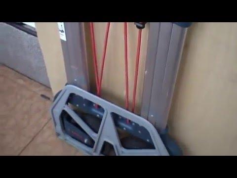 Видео обзор: Тележка BOSCH Alu-Caddy