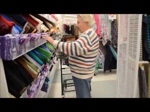 Grandma Sylvia Show Episode 10: Quilting