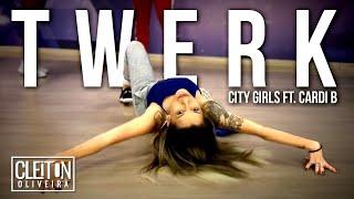 Baixar Twerk - City GirlS ft. Cardi B  ( COREOGRAFIA ) Cleiton Oliveira / IG: @CLEITONRIOSWAG