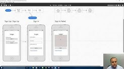 How to Wireframe the Sign-In UI for a Mobile Application