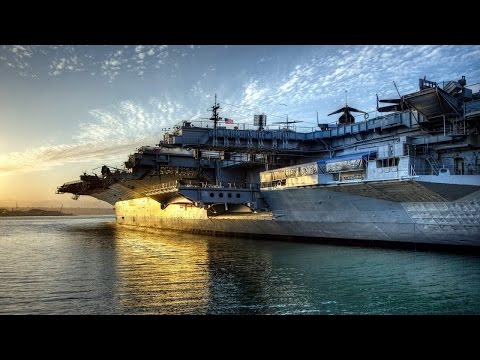 Modern Technologies: Biggest Aircraft Carrier - Documentary