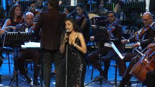 صح (شرين) - غناء راقية ناصر مع الاركستر السمفوني التونسي و الموسيقي أمين بوحافة