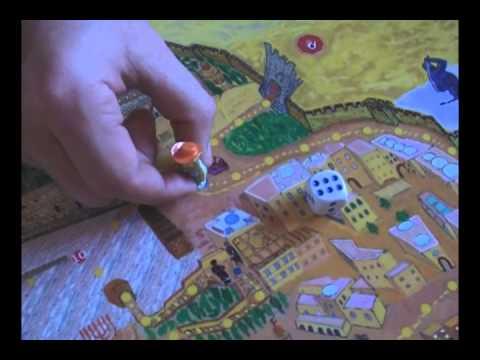 Jerusalem Board Game 2