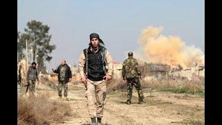 أخبار عربية - اتفاق جديد بين القوات الروسية والمعارضة السورية في حمص