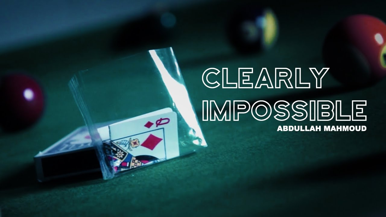 Image result for Clearly Impossible by Abdullah Mahmoud