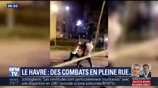 """Au Havre, un """"fight club"""" secret voit le jour sur un parking"""