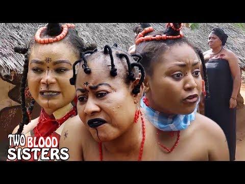 Download Two Blood Sisters Season 4 - Regina Daniel & Reachel Okonkwo 2017 Latest Nigerian Movie