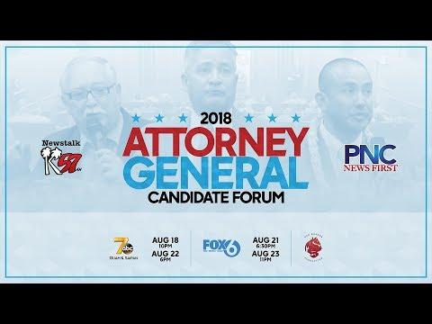 SMG Presents: The Guam Bar Association's 2018 Attorney General Forum