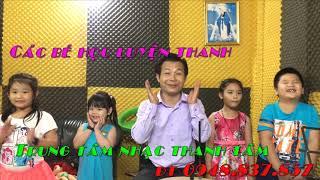 Dạy hát cho các bé tại Biên hòa ĐỒNG NAI