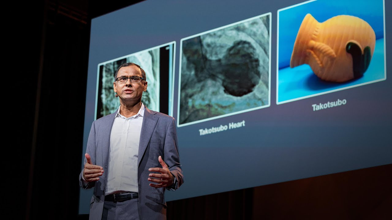 Download How your emotions change the shape of your heart | Sandeep Jauhar