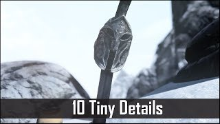 Skyrim Yet Another 10 Tiny Details That You May Still Have Missed in The Elder Scrolls 5 Part 29
