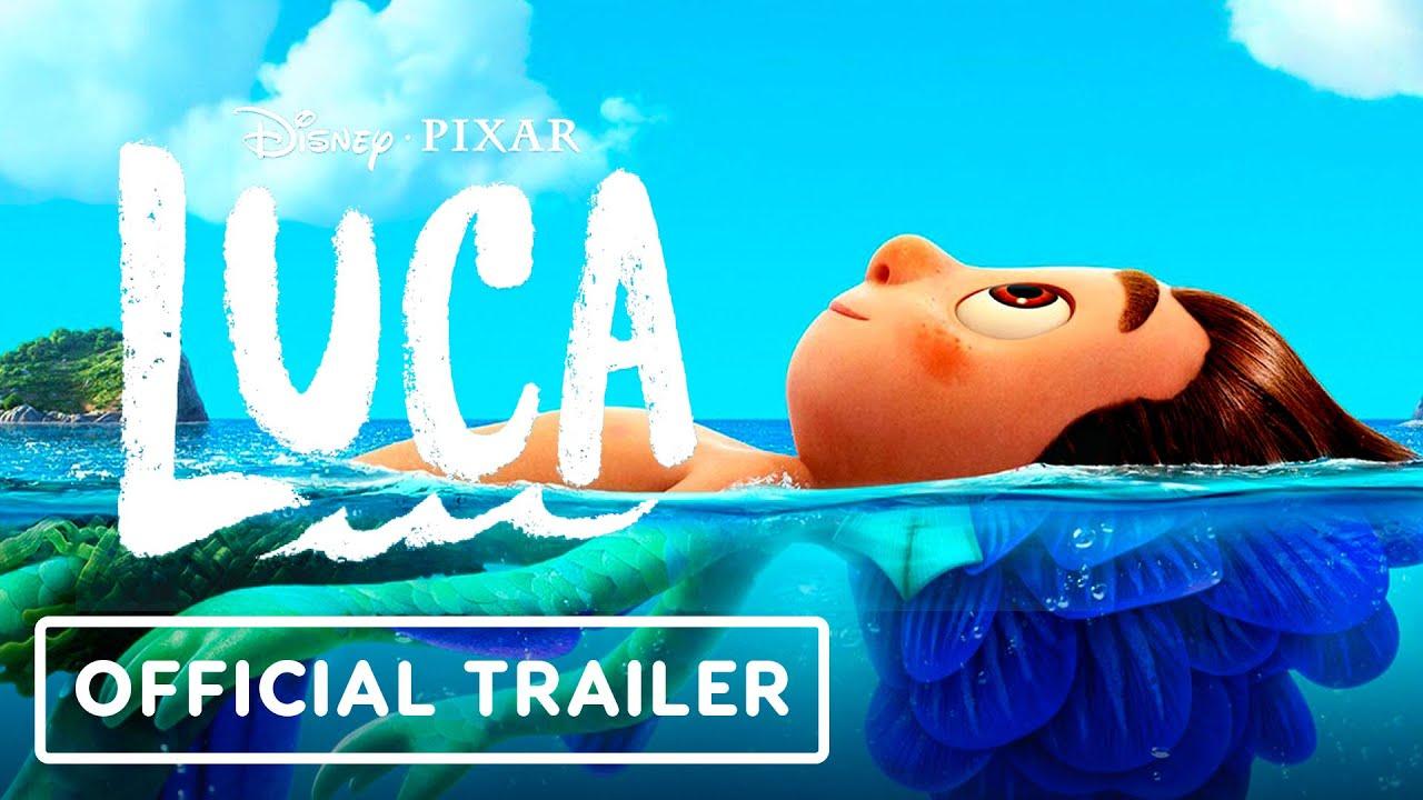 Luca - Official Teaser Trailer
