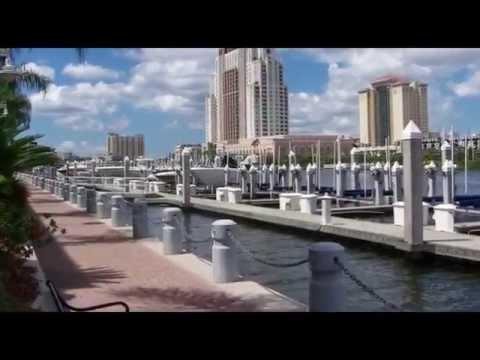 """Visit City of Tampa Florida   """"Lightning Capital of the World""""   CityOf.com/Tampa"""