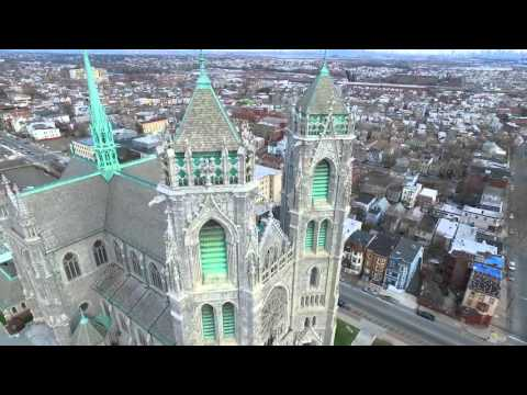 Newark Monuments: Cathedral Basilica of the Sacred Heart