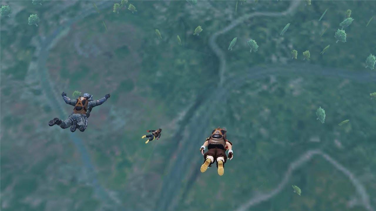 百里:我回来了,敌人主动送死,掌握方法1v4很简单!
