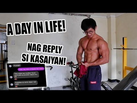 A DAY IN LIFE OF JONGIE EXTREME | NAG REPLY SI KASAIYAN!