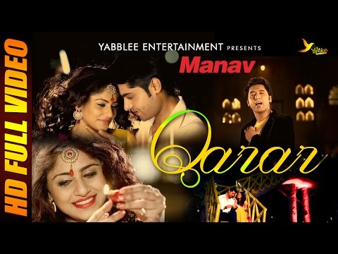 MANAV | QARAR | NEW RELEASED PUNJABI SONG 2015 | FULL VIDEO HD