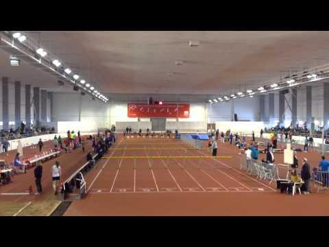 MMaS - finale 60m pr. Michael Kijanica 8,20