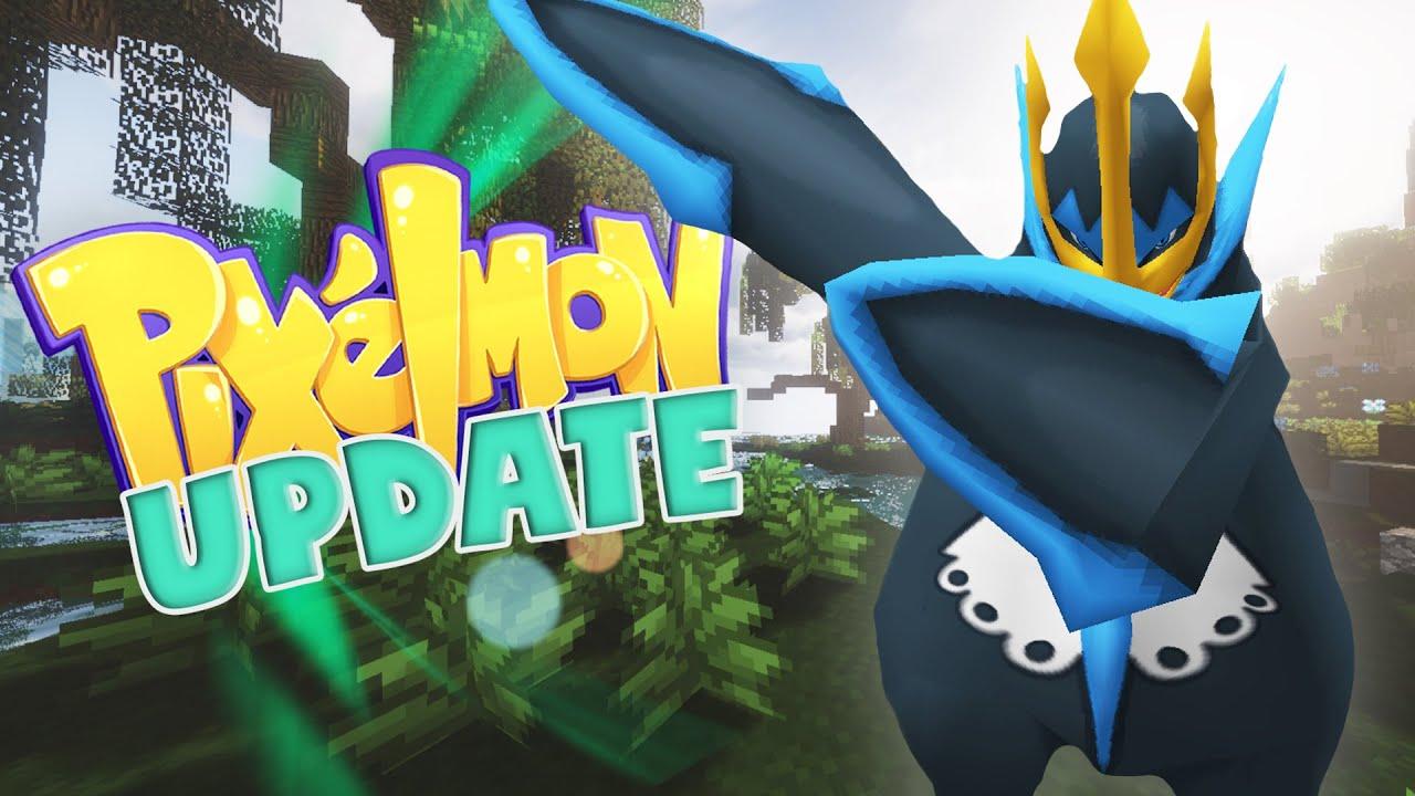 New Pixelmon 6 3 4 Update Showcase | Pixelmon Reforged