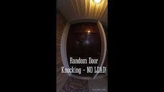 Random Door Knocking- NO LEAD - Life Insurance Life