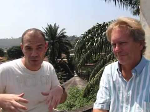Interview with French Man who Lives in Lome Togo West Africa