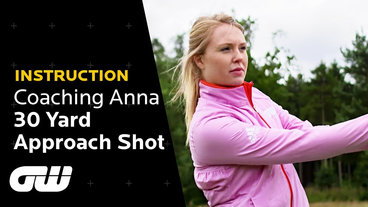 Download How to Hit Pitch Shots From 30 Yards and In | Pitch Tips | Coaching Anna | Golfing World