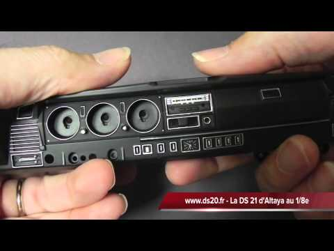 Ds 21 altaya montage n 14 youtube for Altaya ds 21