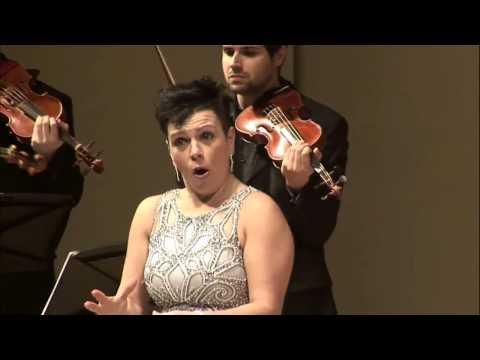 Sonia Prina - Vivaldi - Sorge l'irato nembo, Orlando furioso - Venice Baroque Orchestra
