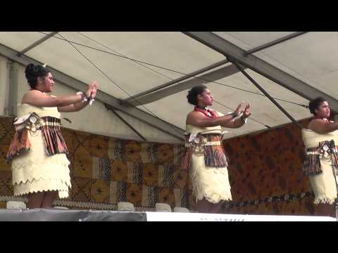 James Cook Tongan Group 1st Place Tau