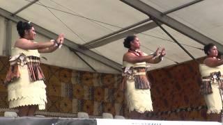 James Cook Tongan Group 1st Place Tau'olunga 2014