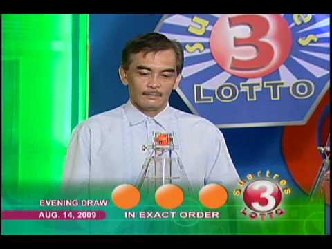 Mega lotto draw