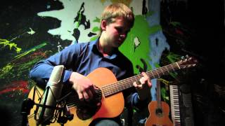 D. Isaev. Shape of my heart fingerstyle (Sting)