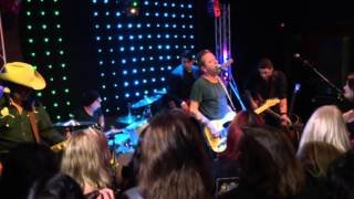 The Kiefer Sutherland Band - Down In A Hole LIVE 10/06/2015 @ Toot's Tavern, Crockett CA