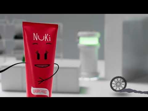 Рабочие будни в лаборатории NuKi / Нуки