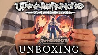 Utawarerumono: Mask of Truth Launch Edition Unboxing
