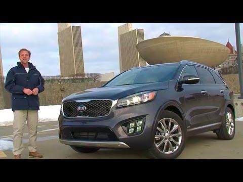 2016 Kia Sorento SXL – TestDriveNow.com Review by Auto Critic Steve Hammes