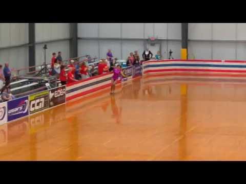La Vista Cha Cha Artistic Roller Skating USARS National Championships 2016