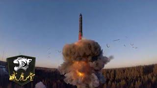 普京突然发动战略进攻演习 俄军同时从海陆空发射导弹 「威虎堂」20201214 | 军迷天下 - YouTube