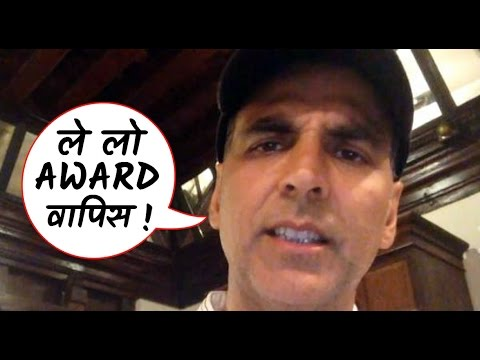 Thumbnail: Why Akshay got angry after National Awards Controversy?