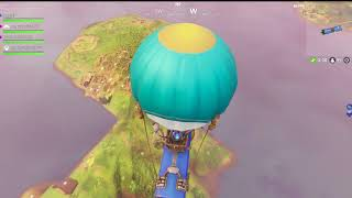 FORTNITE BUS GLITCH!! SEASON 5 NEW MAP???