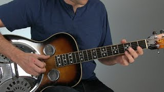 the what and how of open a tuning | tuesday blues #188
