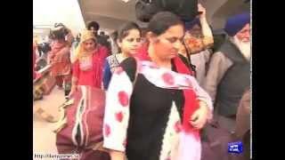 Sikh leaves Pakistan after celebrating Guru Nanak's birthday