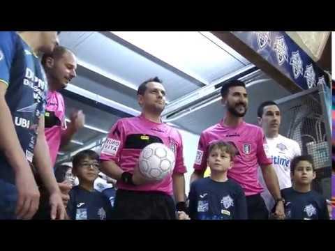Maritime Futsal Augusta Vs Futsal Bisceglie (primo tempo)