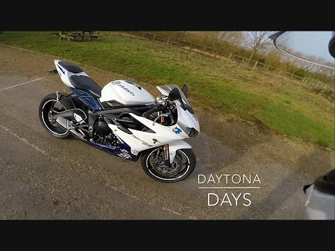 Triumph Daytona   Walkaround & Review
